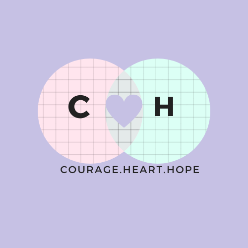 Courage Heart Hope By: Samantha Whatley-Hyche